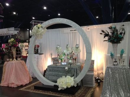 Crystal ShowCase Events & Decor