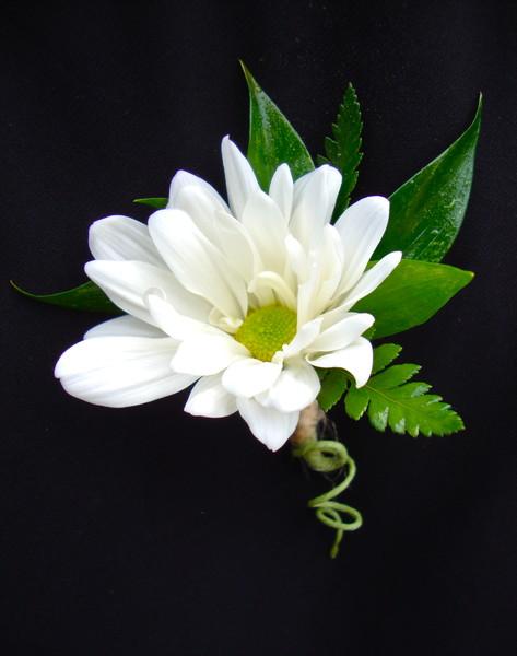Boho Chic Informal Modern Romantic Rustic Green White