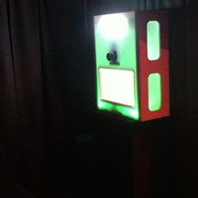 220x220 sq 1377029923657 itegphotobooths   mini light up upgraded photo booth   additional charges apply 01
