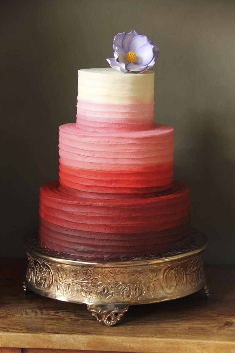 Buzz Bakery - Wedding Cake - Alexandria, VA - WeddingWire