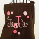 130x130 sq 1328302458220 brownpinklayerednameapron