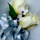 130x130 sq 1373482681922 white rose corsage