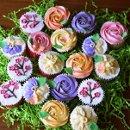 130x130 sq 1338207785859 cupcakenoveltiescupcakesspringbridalshowerflowers