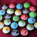 130x130 sq 1344368517880 cupcakenoveltiescupcakesangrybirds