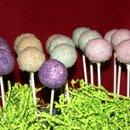130x130 sq 1344369537766 cupcakenoveltiescakepopsspringsprinkles