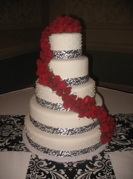 Wedding Cakes In Panama City Beach Fl
