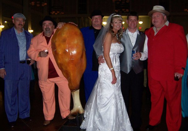 photo 4 of Chicken on the Bone Wedding and Party Band