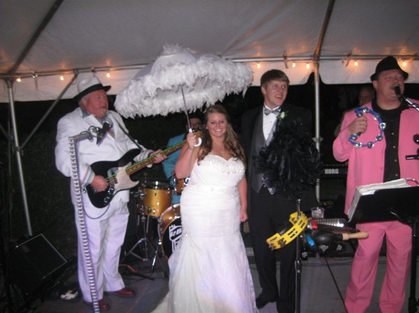 photo 9 of Chicken on the Bone Wedding and Party Band