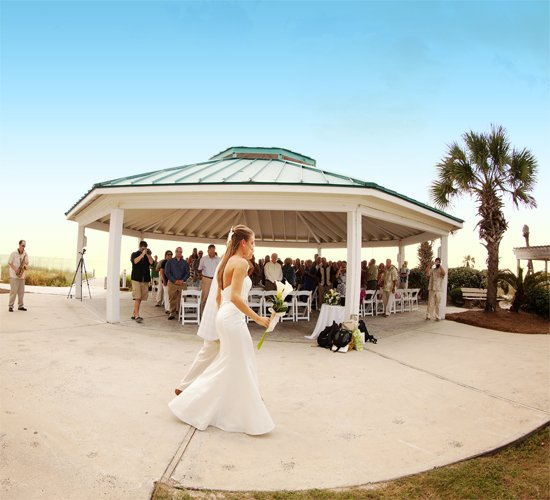 Florida Beach House Weddings: Panama City Beach, FL Wedding