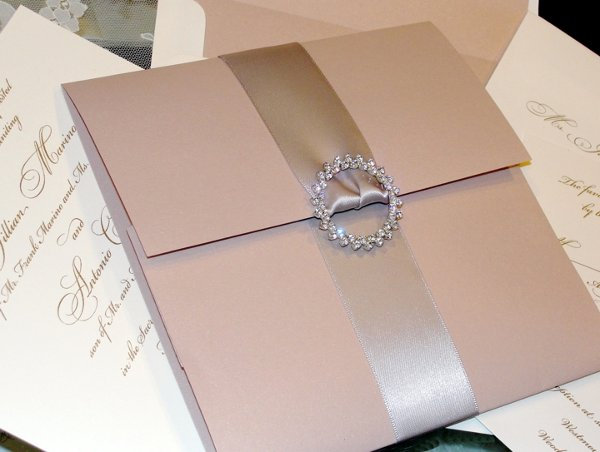 magna carta invitations by natural impression design - miami, fl, Wedding invitations