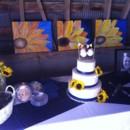130x130 sq 1377566122844 love bird cake