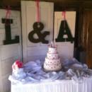 130x130 sq 1377566192623 pink star cake