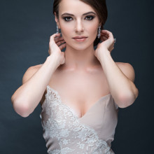 220x220 sq 1396286269793 bridal makeup and hair by beauty affair   agne ska