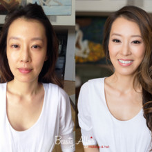 220x220 sq 1429928177771 bridal makeup trial by beauty affair agne asian be