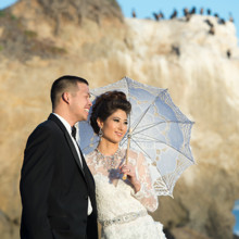 220x220 sq 1429932034274 beach updo and smokey eyes by beauty affair bride