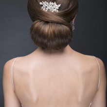 220x220 sq 1429932048339 beauty affair bridal hair style updo by agne skari