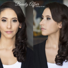 220x220 sq 1429932119359 bridal makeup and hair by beauty affair los angele