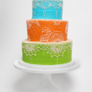 130x130 sq 1422994502220 henna wedding cake sharon smcr