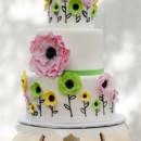 130x130 sq 1442155500273 flower cake 2