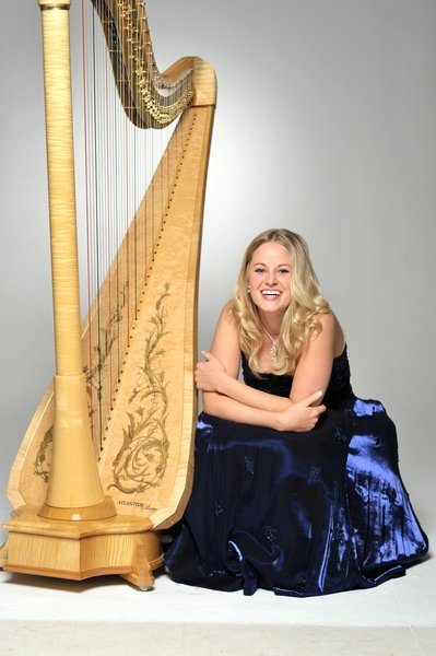 photo 5 of Diana Elliott, harpist