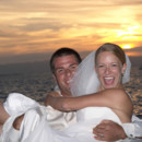 130x130 sq 1371072768507 weddingsunsetpose0