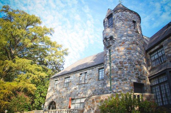 Castle On Stagecoach Little Rock Ar Wedding Venue