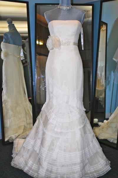 The brides project ann arbor mi wedding dress for Ann arbor wedding dress
