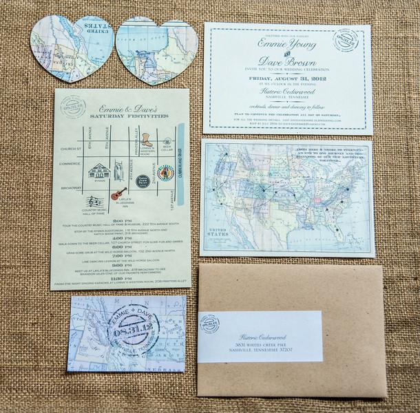 Themed Wedding Invitations Wedding Invitations Photos By Ace Photography