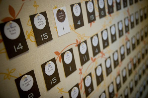 Place Card Ideas Wedding Invitations Photos By Storybook Consulting