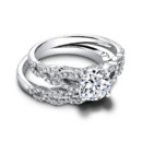 <p> Jeff Cooper Designs - The Lola Set</p>  <p> See more Jeff Cooper engagement rings here. </p>