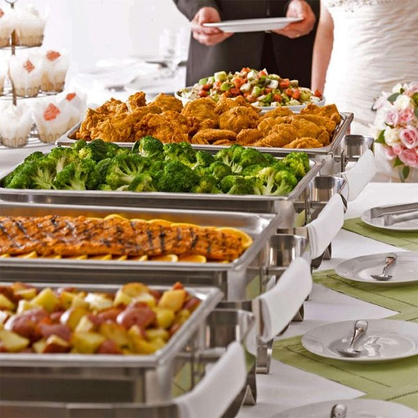 Tie The Knot Catering Amp Bar Services