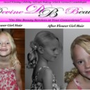 130x130 sq 1389678423027 ashlinn flower girl hair before and afte