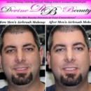 130x130 sq 1389678621219 mike airbrush makeup before and afte