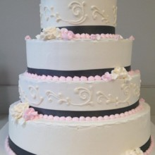 220x220 sq 1405476885223 weddingcake4