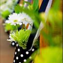 130x130 sq 1380074477710 cathys wraps church pew flower vases1