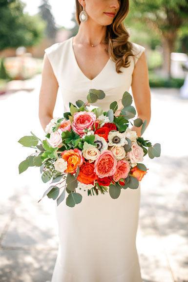 Wedding Flowers Flint Mi : Red poppy floral design wedding flowers michigan