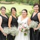 130x130 sq 1463498615118 bridesmaids and bride pose for photo e146109959794