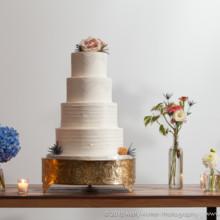 Elysia Root Cakes Wedding Cake Chicago Il Weddingwire