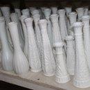 130x130 sq 1328928132038 milkglassbudvases