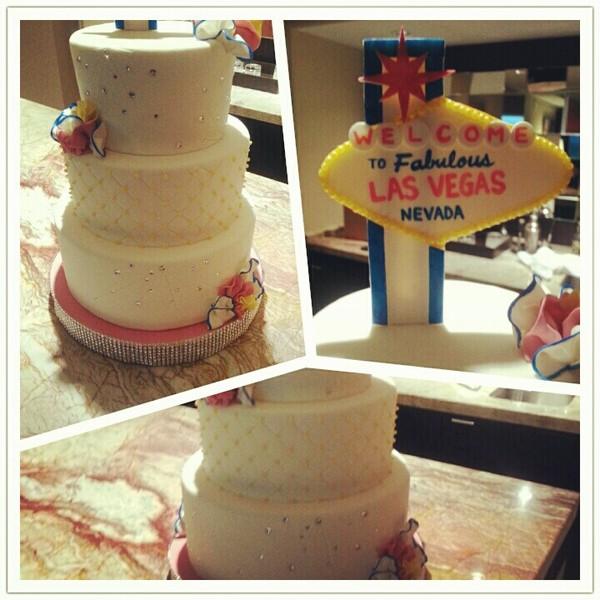Las Vegas Wedding Cake Delivery Jodie las vegas wedding cake