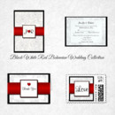 130x130 sq 1450369109658 black white red bohemian wedding collection