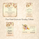 130x130 sq 1450369151636 peach orchid watercolor wedding collection