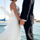130x130 sq 1453306252461 bow wedding back dress