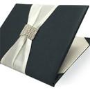 130x130 sq 1468017184998 black and ivory ribbon wedding