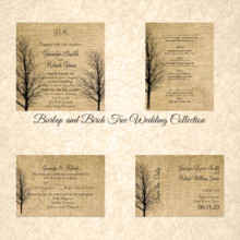 220x220 sq 1450369009744 burlap and birch tree wedding collection
