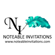 220x220 sq 1450373033444 noteable invitations logo 1