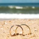 130x130 sq 1452635023782 llawnroc rings in beach image civil partnership ve