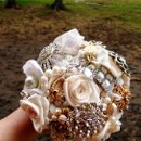130x130 sq 1330392953222 purplenwhitebrooch009