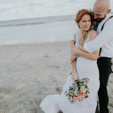 220x220 sq 1497615765106 topsail beach nc wedding photos jj 3108
