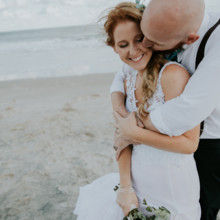 220x220 sq 1497615792375 topsail beach nc wedding photos jj 3116